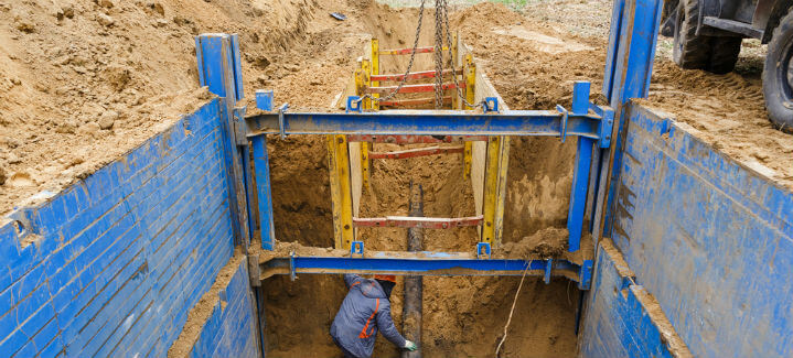 Trenching And Excavation Safety Hazards Prevention Safety By Design